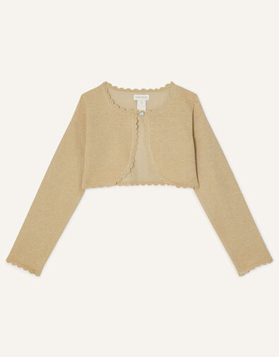 Niamh Cardigan Gold, Gold (GOLD), large