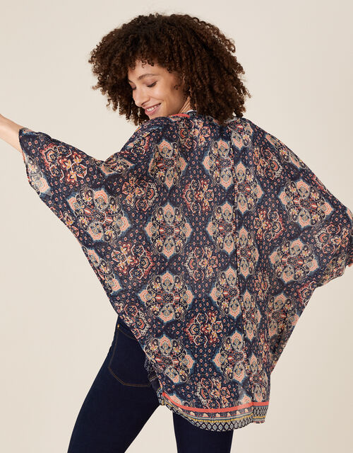Cocoon Heritage Print Cover-Up, , large