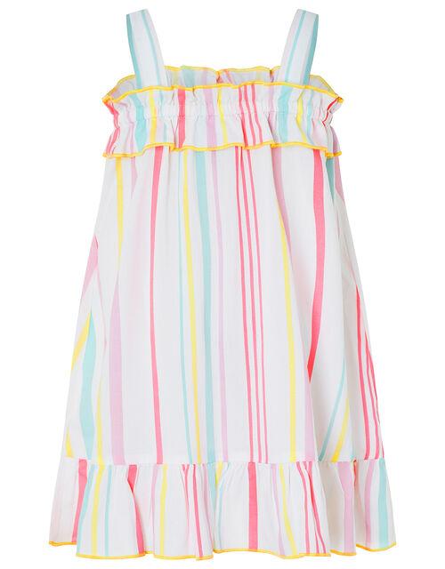 Baby Sorbet Dress in LENZING™ ECOVERO™, Multi (MULTI), large