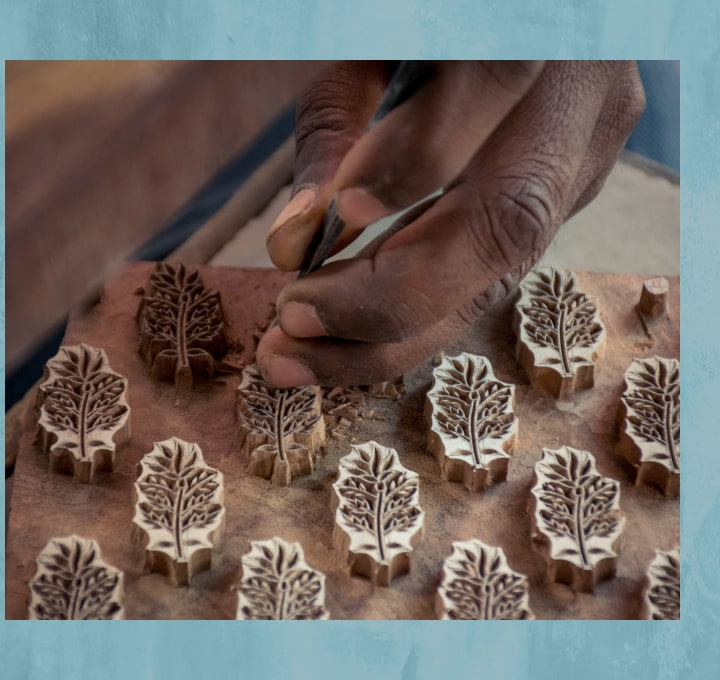 Working with artisans