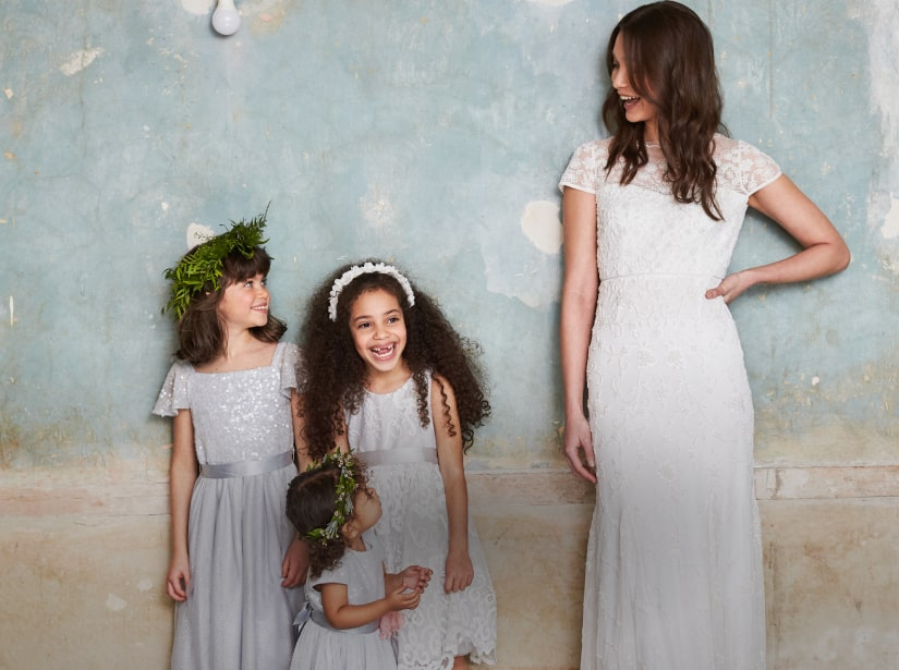 Up to 40% off wedding boutique