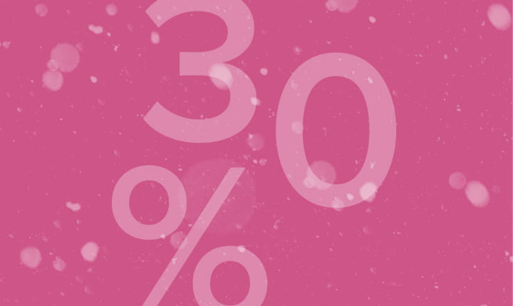 30% OFF EVERYTHING