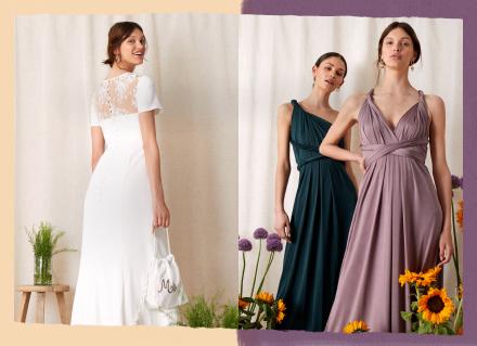 The wedding boutique