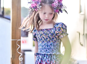 Summer Activities with the Kids: Marlenka & Flo
